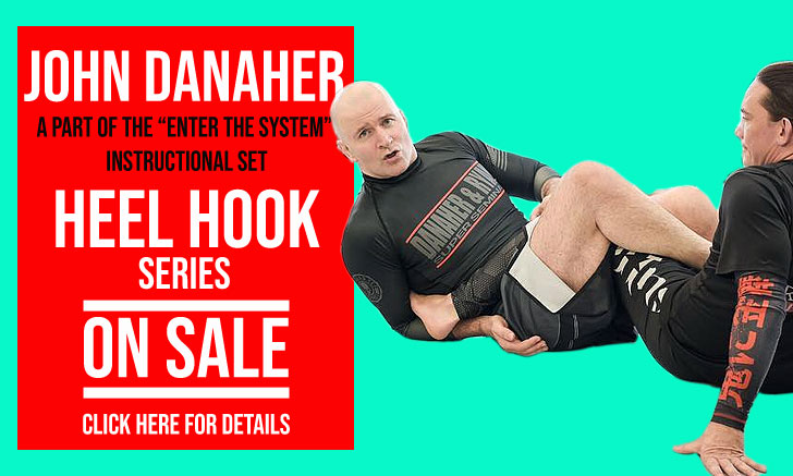 Heel Hook Instructional by John Danaher