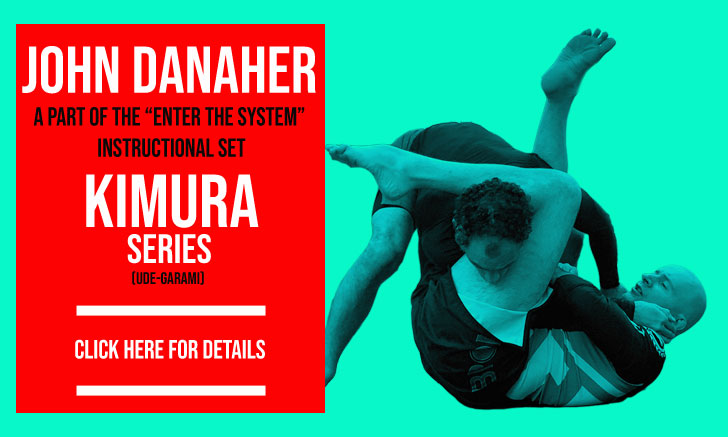 Kimura Instructional by John Danaher