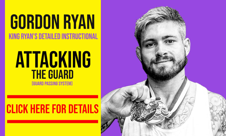 Gordon Ryan BJJ Instructional