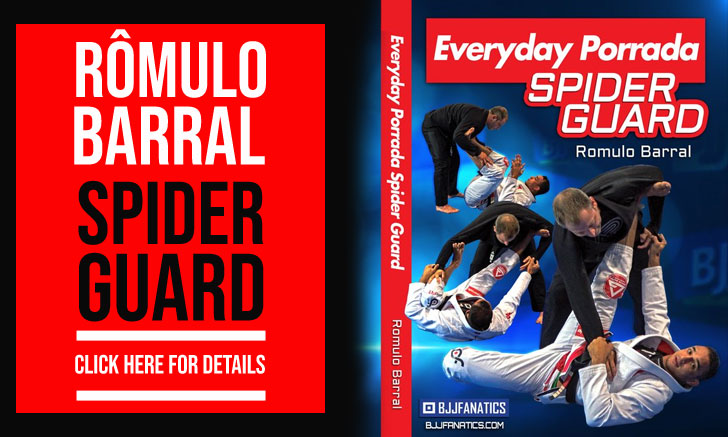 Spider Guard Instructional by Romulo Barral