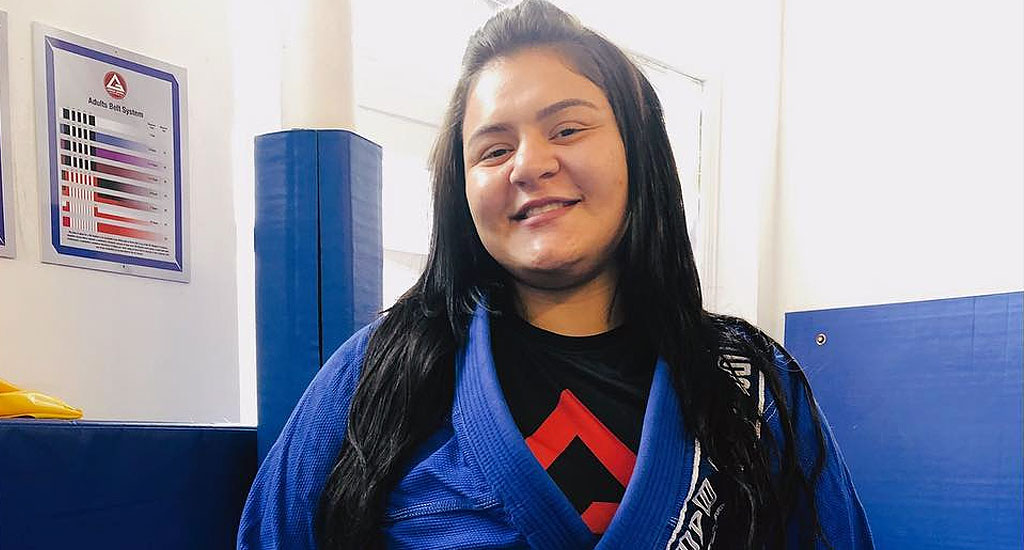 Tayane Porfirio Now With Gracie Barra