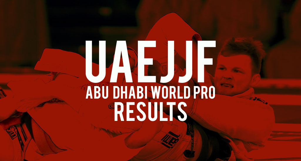 UAEJJF Abu Dhabi Pro Results: Huge Wins for The Viking, João Gabriel and Kaynan
