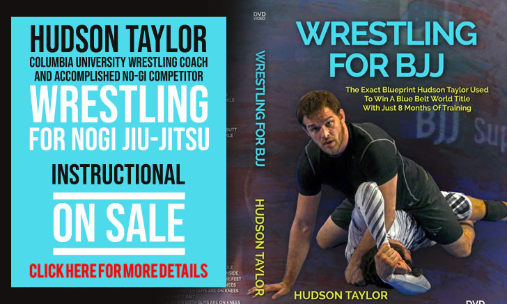 Wrestling For BJJ Instructional