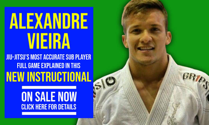 Alexandre Vieira BJJ Instructional