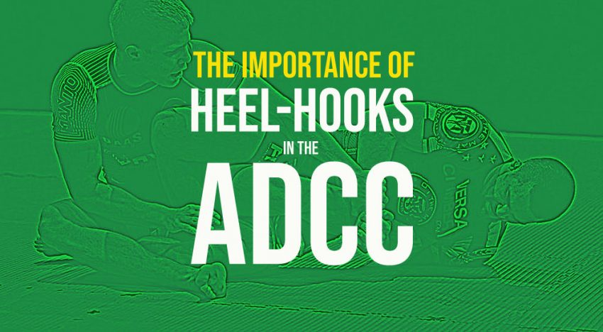Are Heel Hooks The Key to ADCC Success?