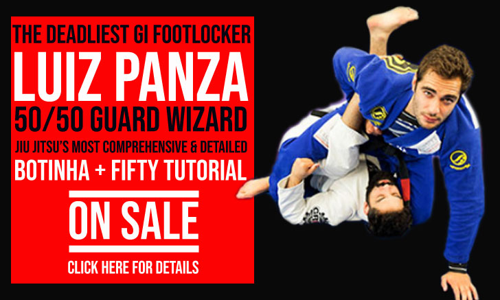 Luiz Panza BJJ Instructional