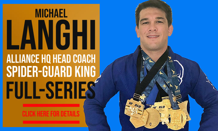Michael Langhi BJJ Instructional