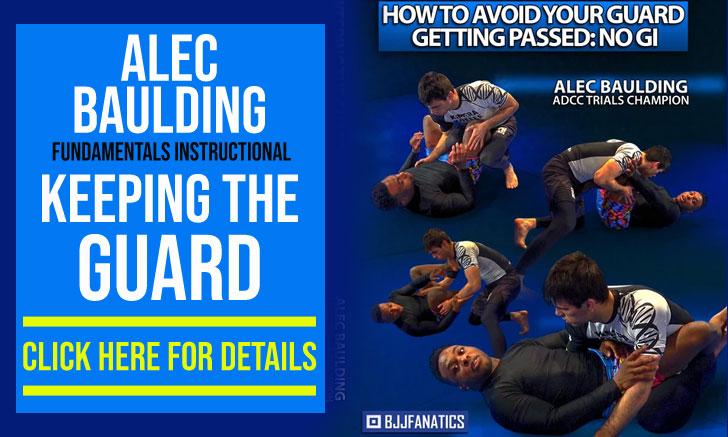 Alec Baulding NoGi Instructional