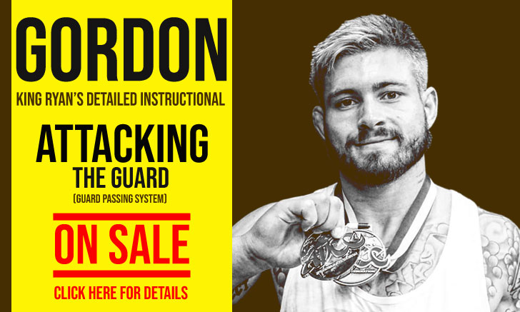 Gordon Ryan BJJ Instructional