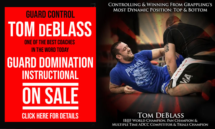 Heel Hook Instructional by Tom deBlass