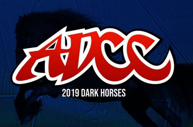 ADCC 2019 Dark Horses