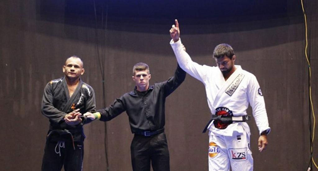 Horlando Monteiro Wins Coliseu Jiu-Jitsu Invitational