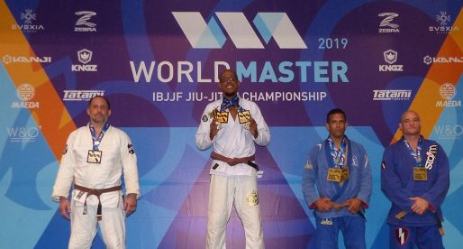 From Flood Victim to World Champion: Jose Rinaldo's Redemption on Las Vegas' Mats