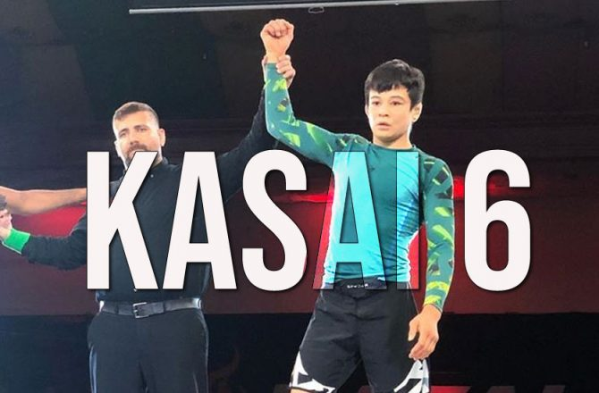 Kasai Pro 6 Results: Unity Dominates in Atlantic City