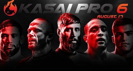 Kasai Pro 6 Full Card