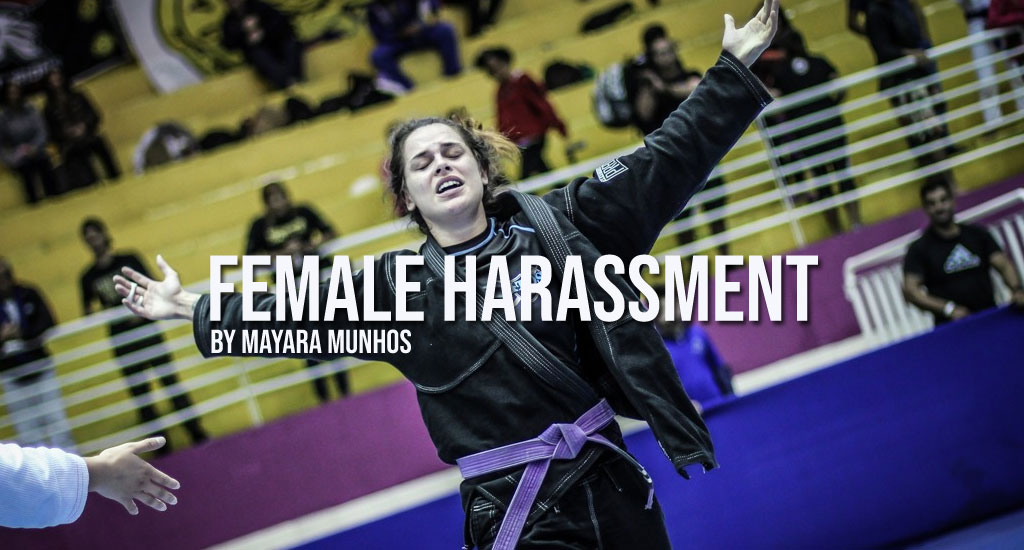 Addressing Female Harassment in Jiu-Jitsu