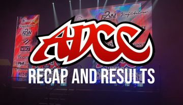 ADCC 2019 World Championship Results