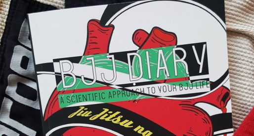 BJJ Diary, The Perfect Tool To Improve Your Grappling Development