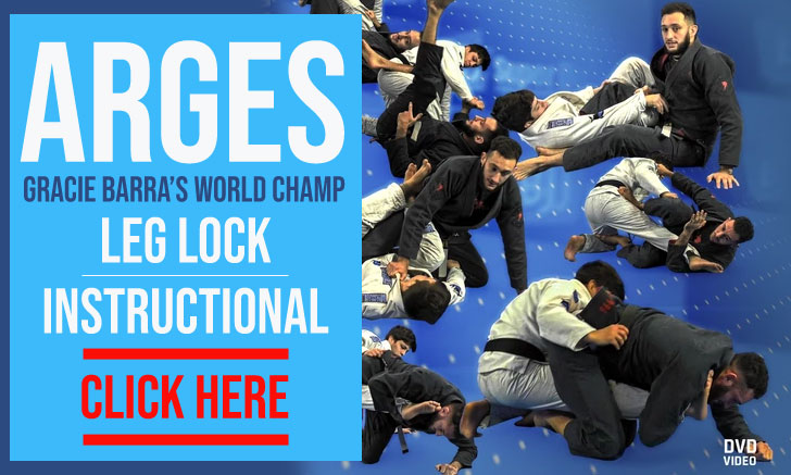 Gabriel Arges Leglocks Instructional