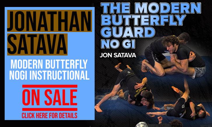 Jonathan Satava Modern Butterfly Guard