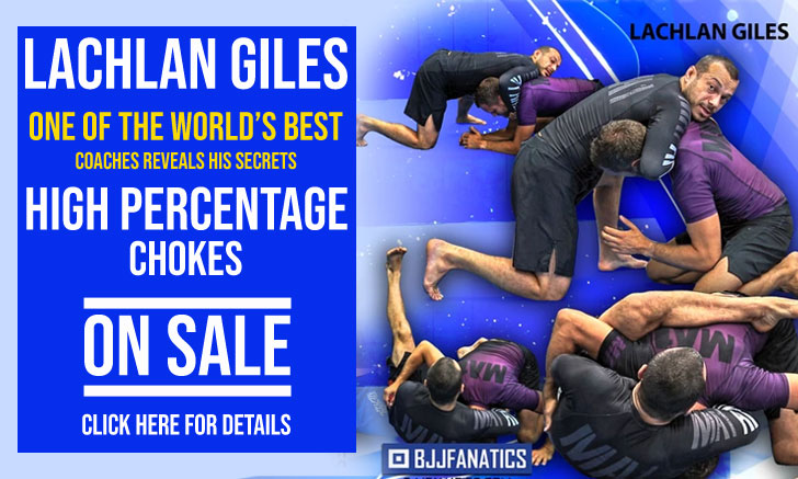 High Percentage Chokes  Instructional by Lachlan Giles