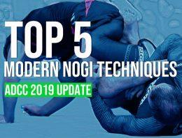 Top 5 Modern No-Gi Jiu-Jitsu Techniques