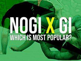 Is No-Gi More Popular Than Gi Jiu-Jitsu?