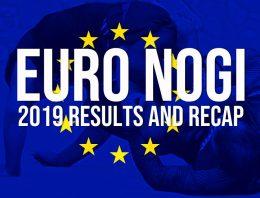 IBJJF 2019 European No-Gi Open Results