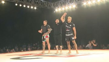 F2W 128 Results: Lucas Pinheiro Beats Miyao, Kaynan Submits Nicky Rod