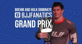BJJ Fanatics GP Results, Boehm Defeats Hulk, Tex, Rau and BB Monster For Gold