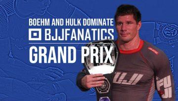 BJJ Fanatics GP Results, Boehm Defeats Hulk, Tex, Rau and BB Monster For Gold