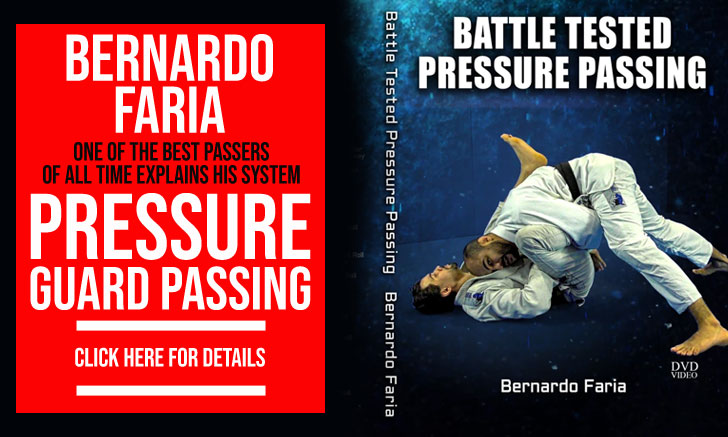Bernardo Faria BJJ Foundations