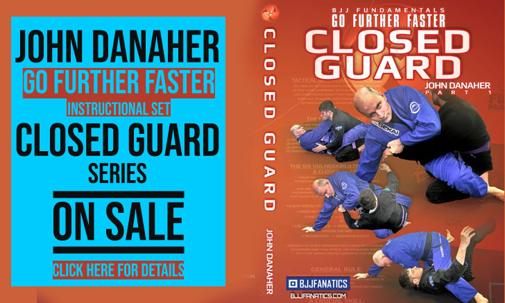 John Danaher Closed Guard