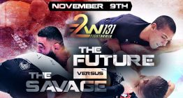 Rocha, Ruotolo, Najmi, Canuto and More to Face At F2W 131
