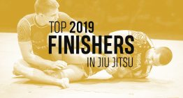 Top Finishers in Jiu Jitsu 2019