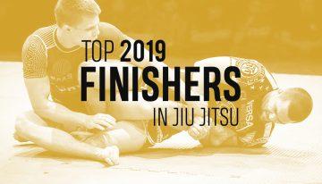 Top Finishers in Jiu Jitsu 2019