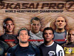 Kasai Pro 7 Full Card: Canuto Vs Leon and Stacked Heavyweight Grand Prix