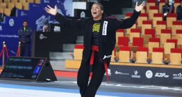 Gabrieli Pessanha Rules Queen Of Mats in Abu Dhabi