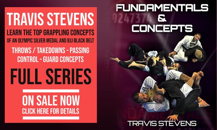 Travis Stevens Complete Grappling Series