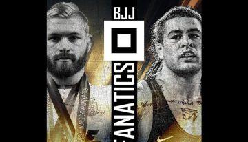 BJJ Fanatics 170 lbs Grand Prix Full-Card — Gordon Ryan Vs Pat Downey