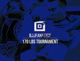 BJJ Fanatics 170 lbs Grand Prix Shaping Up With Top Talent