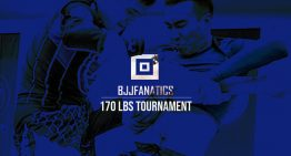 BJJ Fanatics 170 lbs Grand Prix Shaping Up With Top Talent