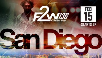 Tama Vs Najmi & Bishop Vs McComb Are Joined in By All Star Grappling Cast at F2W 136