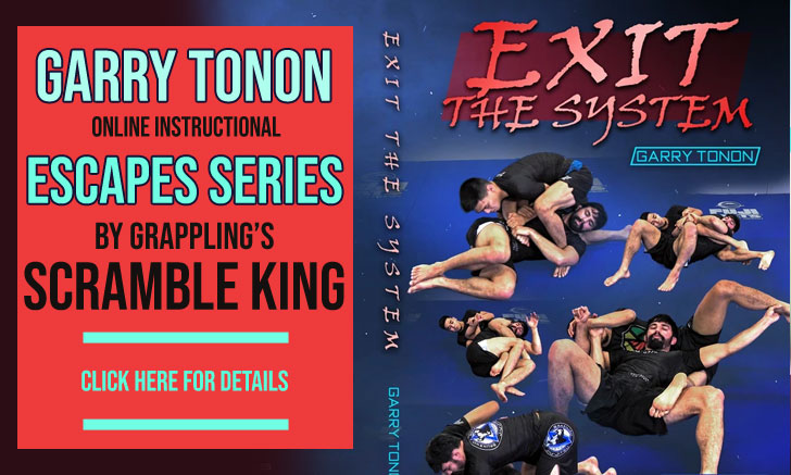 Garry Tonon Grappling Escapes