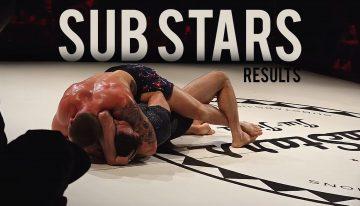 Sub Stars Results, Luiza Monteiro, Jimenez, Gordon & Nicky Ryan, Rodriguez And More.