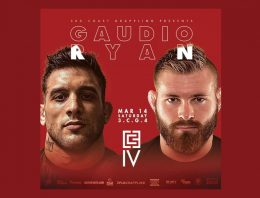 Third Coast Grappling – Gordon Ryan Vs Patrick Gaudio Full Card