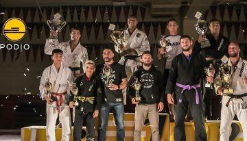 Copa Podio Results, Guthierry Confirms GP Favoritism, Mendelsohn Takes California's Duel