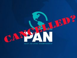 IBJJF Pan Championship Likely To Be Canceled Due To Coronavirus Outbreak