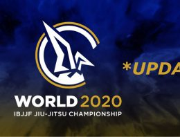 IBJJF World Championship Postponed – Canceled