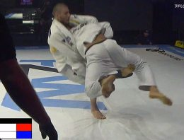 Berserker Action At F2W 140 Sees Gabriel Almeida and Queixinho Victorious